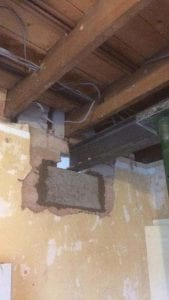 Small Kitchen Wall Removal Wollaton