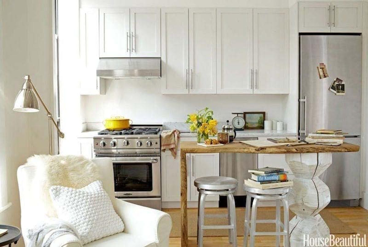 Tips For Maximising Space In A Small Kitchen