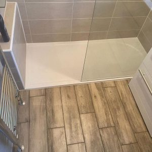 Mr and Mrs Stanniland's Bathroom Renovation