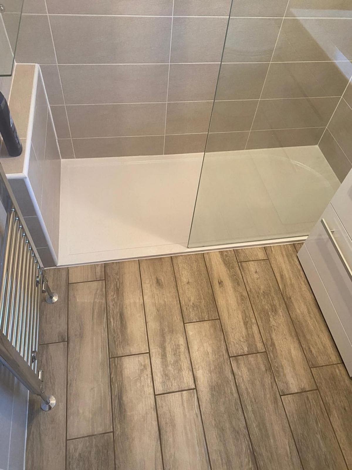 Mr and Mrs Stanniland's Bathroom Renovation