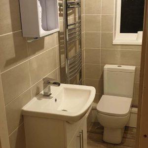 Mr and Mrs Stevensons Bathroom