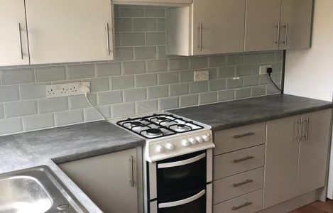 Mr and Mrs Stocks Kitchen Makeover, Sawley