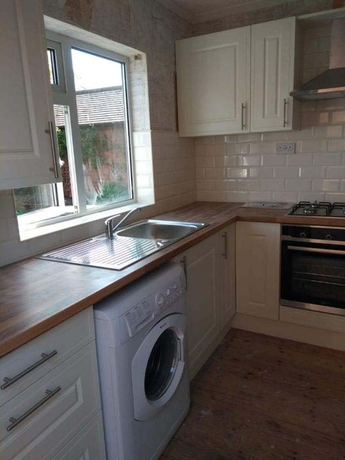 Mr and Mrs Becks Kitchen Installation, Trowell