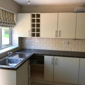 Ms Griffiths Kitchen Makeover, Swadlincote