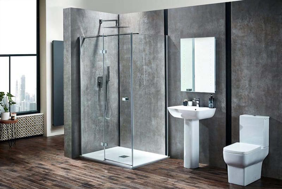 Ed Shower Rooms