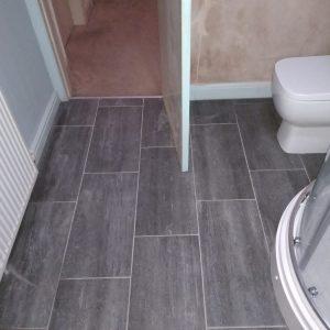 Ms Symington Bathroom, West Bridgford