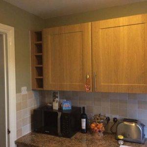 Mr and Mrs C's Kitchen Installation