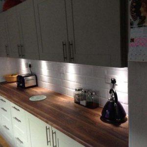 Mr and Mrs Widdops Kitchen Installation