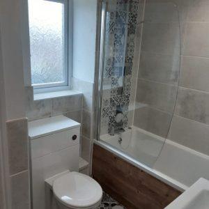 Mr and Mrs Wrights Bathroom, Newthorpe