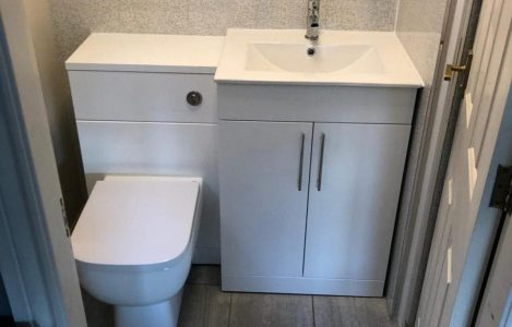 Mr and Mrs Wynne's Ensuite